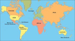 World Map Europe And Asia World Maps Political Physical Satellite Africa Asia Europe