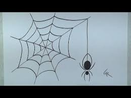 web drawing spider web drawing easy at getdrawings com free for personal use