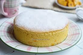 Diah Didis Kitchen Zebra Cake