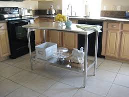 ampamp prep table: want this for our kitchen a stainless steel prep table also want it at