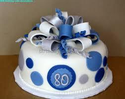 80th Birthday Cake Ideas 3 Best Resource Gallery Inside Amazing As