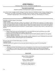 Professional Teacher Resume Template Letter Resume Source