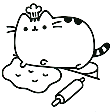 Draw A Cute Anime Cat Step By Drawing Sheets Added Dawn And Cartoon