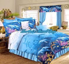 ocean themed comforters.  Themed DOLPHIN Bedding Tropical Ocean Beach All Sizes Nautical Blue Comforter  SetSheet  EBay For Themed Comforters