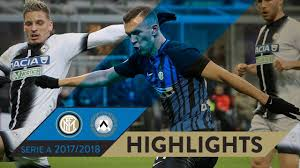 INTER-UDINESE 1-3 | HIGHLIGHTS | Matchday 17 - Serie A TIM 2017/18