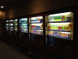 Snack Time Vending Machine Simple A Time Delay In Vending Machines Makes People Pick Healthy Snacks