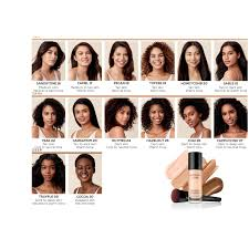 Bare Minerals Foundation Shades Chart Bareminerals Barepro Performance Wear Liquid Foundation Spf 20 30ml Qvc Uk