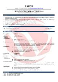 Web Designer Jobs In Nagpur Web Designer Sample Resumes Download Resume Format Templates