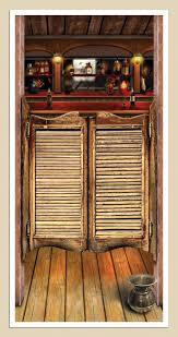 Double Swinging Kitchen Doors Custom Full Length Cafe Doors Saloon Interior Doors Garages