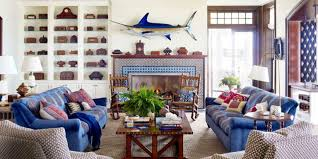 nautical inspired furniture. Nautical Home Decor - Ideas For Decorating Rooms House Beautiful Inspired Furniture \