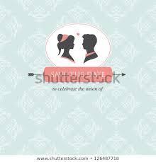 Wedding Invitation Card Template Editable Wedding Stock Vector