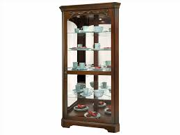 oak used corner curio cabinet rustoleum aged grey chalk paint and rhcom s with glass jpg