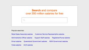 Search The World's Largest Database Of Salary Data With Indeed ...