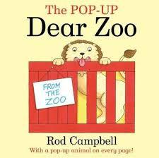 the pop up dear zoo