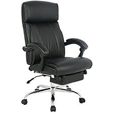 office chair footrest. viva office reclining office chair, high back bonded leather chair with footrest- viva08501 footrest h