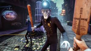 we happy few is a creepy fascinating game that gets lost in its own ambition