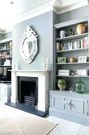 diy built in shelves around fireplace built ins cabinets medium size of living wall units and