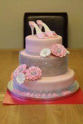 Elegant Picture 30th Birthday Cakes For Career Woman With A Pink To