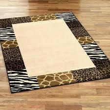 animal print area rugs canada wonderful leopard rug plus safari collage border large r round animal print area rugs