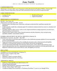 Write A Resume 3 Lines Sample