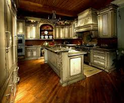 Decorating Above Kitchen Cabinets Ideas Cabinet Decor Tuscan Accent