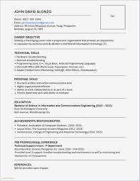 Best Resume Samples 2015 Unique Resume 2015 Ttcvv Com