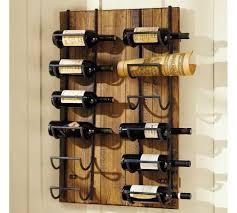 bordeaux wall mount wine rack wine