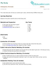 Elementry Lesson Plans Lesson Plans Education Com