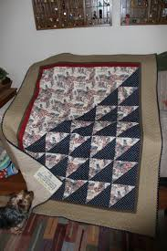 34 best Sewing for Soldiers images on Pinterest | DIY, American ... & A Patriotic Soldier Quilt Adamdwight.com
