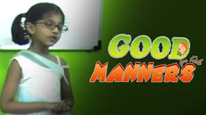 good manners speech