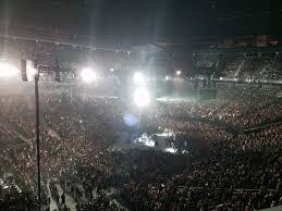 T Mobile Arena Section 201 Row A Seat 1 Metallica Tour