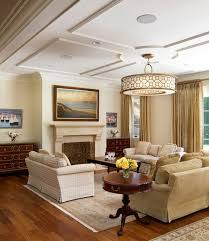 living room with graceful and understated ceiling and lovely soothing tones amazing ceiling lighting ideas family
