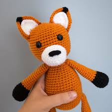 Crochet Fox Pattern Amazing Crochet Fox Pattern Thefriendlyredfox