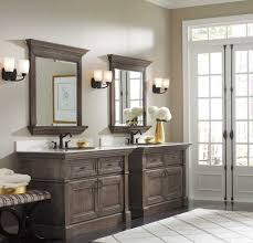 large bathroom mirror frame. Elegant Mirror Frame Ideas For Large Bathroom Design With Traditional Vanity And Black Faucets