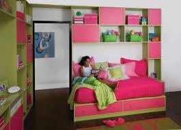 Kids Bedroom Furniture in Pink Color Scheme Home Interior Design