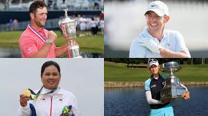 Men's golfers qualify for tokyo olympics. All The Usual Suspects From The Women S And Men S Golf Tour In Search Of The Olympic Glory As Com