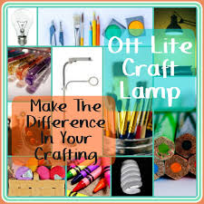 ott lite craft lamp