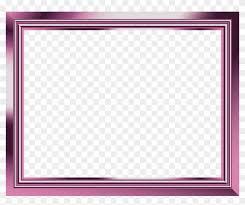 purple picture frame photo frame empty