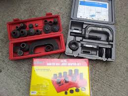torsion bar tool harbor freight. otc axle puller, torsion bar tool \u0026 harbor freight bearing adapter set (to use with my press) a