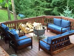 decks ideas deck furniture images 429 best outdoor furniture tutorials images on pinterest outdoor home office