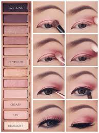 to look gorgeous as well as sweet you can wear a pink eye makeup today the post is all about the pink eye makeup it will tell you how to make a