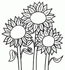 Small Picture Coloring Pages Coloring Page Flowers Farm Signs Coloring Clip