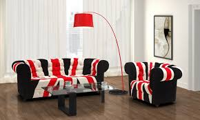 union jack furniture. Velvet Union Jack Sofa And Armchair Union Jack Furniture