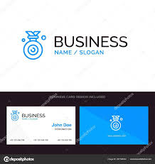 Design An Olympic Medal Template Medal Olympic Winner Won Blue Business Logo And Business
