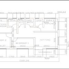 hypothetical three bedroom flat