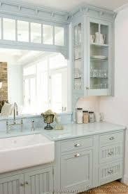 Beach Cottage Kitchens Ideas White Cabinets Vintage Style Design Coastal Cottage Kitchen Ideas