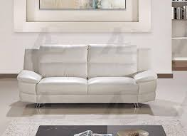 american eagle ae768 sw snow white faux leather sofa loveseat and chair set 3pcs