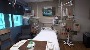 Burn Intensive Care Unit Design Uf Health Shands Hospital Renovates Intensive Care Unit For Patients With Burns And Serious Wounds
