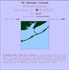 St George Island Surf Forecast And Surf Reports Florida