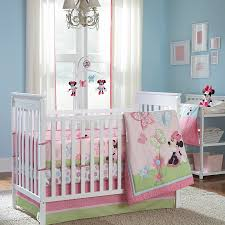 image of nice minnie mouse nursery